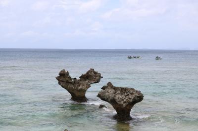 沖縄旅行:5日目 世界遺産巡りと古宇利島