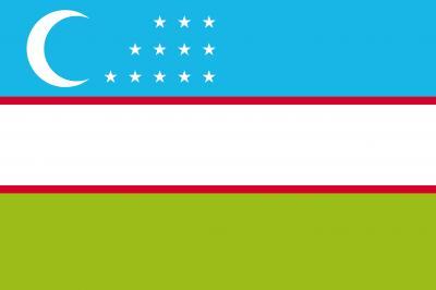 ウズベキスタン (製作中)