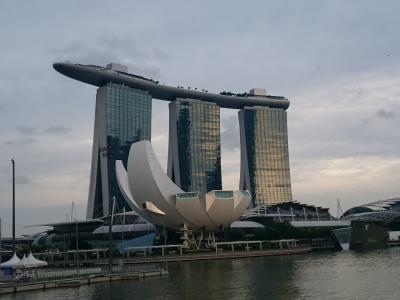 シンガポール☆セントーサ島&マリーナベイサンズ
