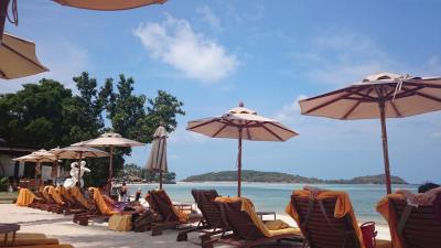 サムイ島1-2日目☆①GW旅行★のんびりビーチ&グルメ&ショッピングの旅♪♪