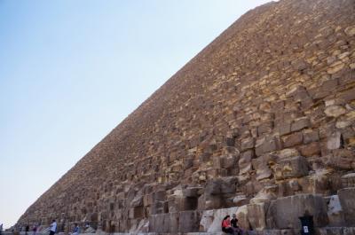 ギザ・サッカラ・ダハシュール 3大ピラミッド巡り (Touring the three largest pyramids)