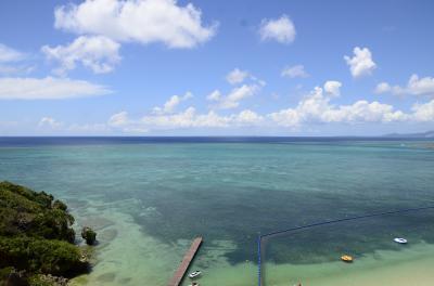 夏真っ盛り♪できたばかりのホテルモントレ沖縄で過ごす沖縄3泊4日