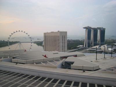 今年2回目のシンガポール ①