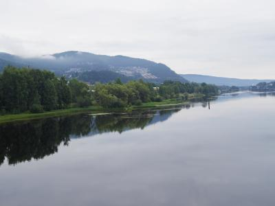 1・3歳児連れ夏のノルウェー帰省:実家でのんびり編