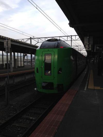 北海道フリーパス・青春18きっぷで行く北海道有名観光地巡りー10日目
