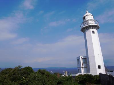 横須賀軍港めぐり・観音埼灯台