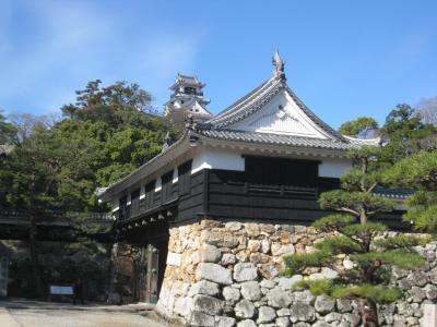 龍馬が入れなかった高知城を再訪(修正)