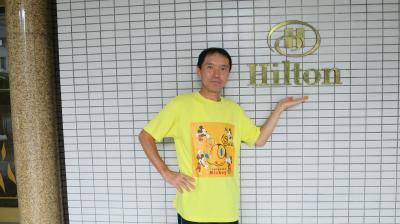 夏休み後半戦、ヒルトン名古屋に泊まる名古屋&岐阜の旅