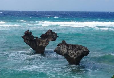 北へ南へ 沖縄縦断旅行