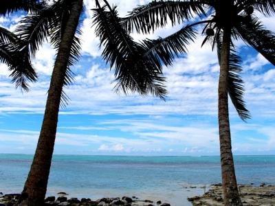 7歳子連れサモア(2)ウポル島リゾートとサバイイ島観光編