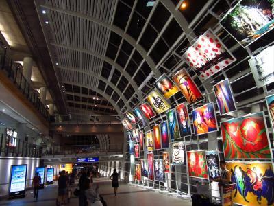 一時帰国10★香港★香港到着!太興で夕食 そして バス乗り継いで深センへ