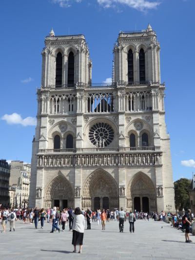 Paris(パリ)を散策