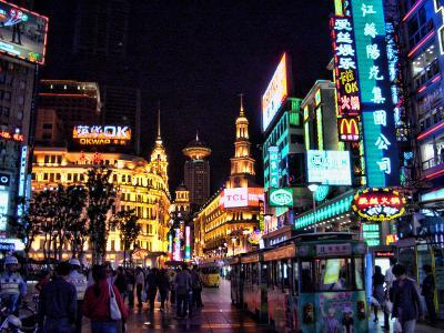 北京・西安・上海ツアー 【3】 上海