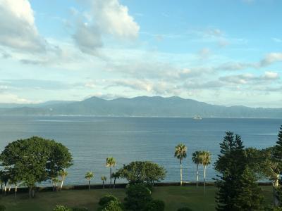 茶売さんと行く2泊3日鹿児島旅行(出発から指宿まで)