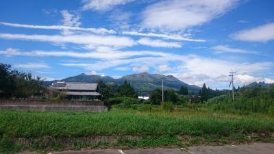 【男一人旅】2016/09 Vol.2 福岡、熊本、ちょっと宮崎周遊 〜本当は屋久島に行く予定でした〜
