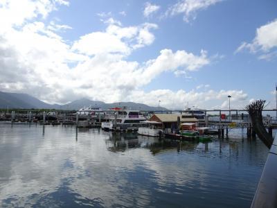 2016年5泊8日オーストラリア(ケアンズ+ハミルトン島)旅行記1 ケアンズ到着~街中巡り