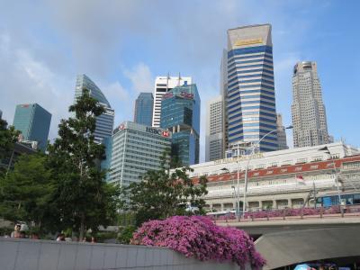 2016*お盆休みはマレーシア&シンガポールへ(4)【マリーナ・ベイサンズ*ガーデンズ・バイ・ザ・ベイ*マーライオン公園*リトルインディア】