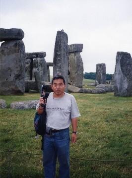 ロンドンから、日帰りでストーンヘンジ(Stonehenge)へ@ソールズベリー(Salisbury)/英国