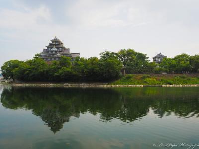 2016 夏 今年の家族旅行は岡山へ
