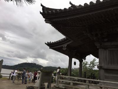 日本三景松島へ