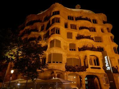 スペイン・カタルーニャ2015GW旅行記 【23】バルセロナ9(リセウ&カサ・ミラ)