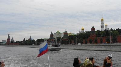 2016夏ロシアその4 ~トレチャコフ美術館とモスクワ川クルーズ