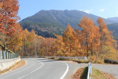 2015年10月 紅葉ビーナスラインほか上信越一人ドライブ