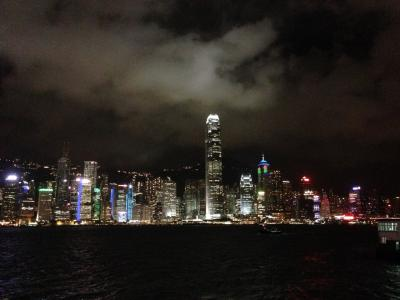 マイルで香港マカオ旅 1日目