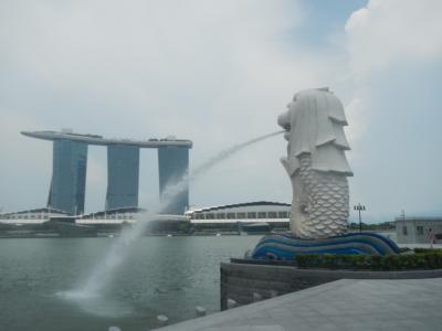 JALサファイアを目指して その2 那覇、シンガポール、マラッカ、石垣 (2) シンガポール編 1