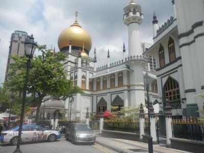 JALサファイアを目指して その2 那覇、シンガポール、マラッカ、石垣 (3) シンガポール編 2
