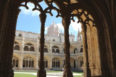 2016 ポルトガルの旅(1)《リスボン・ベレン地区》大航海時代に思いを馳せて