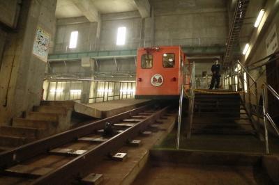 北海道新幹線と青函トンネル記念館へ行く。