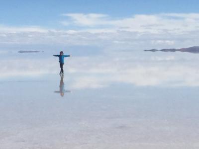 【世界一周】3-3.内陸国ボリビアを旅する(後編)やっぱりウユニは凄かった