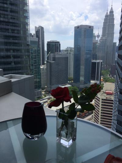 どうにか夏休みはクアラルンプール 〜ツインタワーはホテルで鑑賞〜