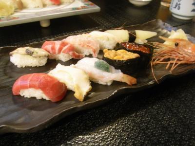 小樽でお寿司が食べたいだけ