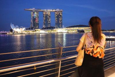 眩しい都 シンガポールで食べ歩き その2