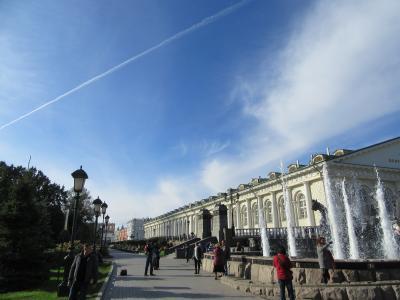 念願の初ロシア! それも初海外!⑤~赤の広場、ドモジェドヴォ~成田