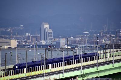関西国際空港に訪れてみた、そして南海電鉄の特急ラピートを追いかけて