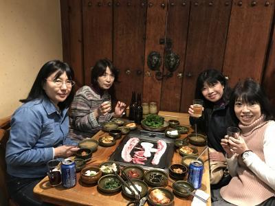 2016年10月 ソウル女子旅♪~ボスの退職記念旅行~