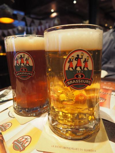 カナダ旅その7 モントリオールをぶらぶら散歩 シメは地ビール!