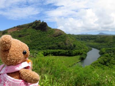 2016年5月カウアイ島(2) サークル アイランド ツアー