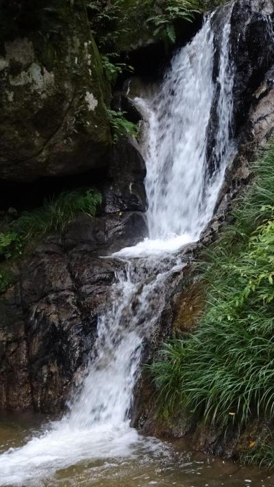 気儘な一人旅(34) 宮津市 金引の滝を見学。