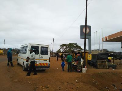 弾丸スワジランド1609  「HIV感染率世界一の国。」   ~マンジニ~