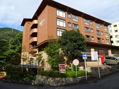 母娘の箱根、伊東温泉旅行 ① ホテルマイユクール祥月宿泊