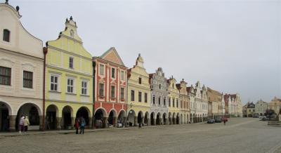 Dobrý den チェコを一周、世界遺産紀行10日間