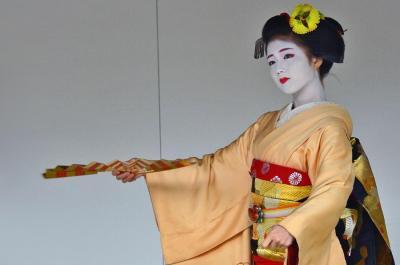 2016  上賀茂神社.きもので集う園遊会(舞妓・芸妓さん)(2)