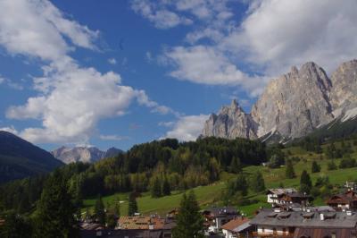 イタリアアルプス横断 感動の旅 6日目ダイナミックな世界遺産ドロミテ渓谷満喫7日目ベネチア~フランクフルト経由8日目関空着