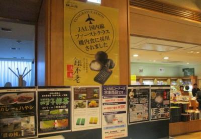 ふるさと納税でANA旅② 高知、城西館(JALのFクラススイーツ「銀不老」の宿)