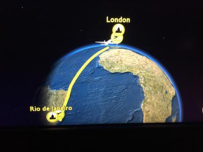 【世界一周】8-6.南米最後はブラジル ⑥(南米振り返り)バイバイ南米、ハローヨーロッパ