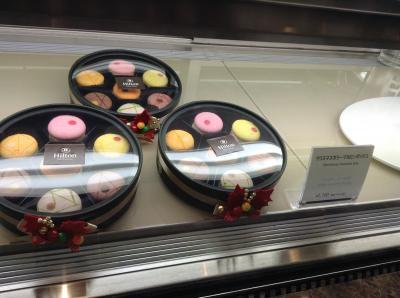 間違えて予約したヒルトン東京お台場①チェックインは数時間後!?「Premium palette」・「さくら」の朝食編